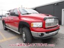 Used 2003 Dodge RAM 2500 LARAMIE QUAD CAB 4WD for sale in Calgary, AB