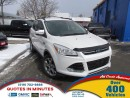 Used 2013 Ford Escape SEL | NAV | LEATHER | AWD for sale in London, ON