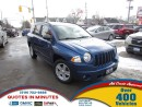 Used 2010 Jeep Compass Sport/North for sale in London, ON