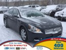 Used 2012 Nissan Maxima SV | LEATHER | SUN ROOF | BACKUP CAM | HEATED SEAT for sale in London, ON