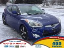 Used 2012 Hyundai Veloster TECH PACKAGE | NAV | LEATHER | ROOF | BACKUP CAM for sale in London, ON