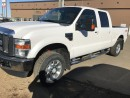 Used 2010 Ford F-350 SD Lariat Crew Cab 4WD for sale in Stettler, AB