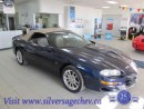 Used 2002 Chevrolet Camaro SS w/ SLP Performance Pkg VERY RARE for sale in Shaunavon, SK