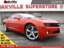 Used 2010 Chevrolet Camaro RS 2LT | 20 WHEELS | LEATHER | 6 SPEED M/T for sale in Oakville, ON
