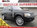 Used 2008 Land Rover Range Rover SUPERCHARGED | WESTMINISTER EDITION | NAVIGATION | for sale in Oakville, ON