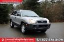 Used 2003 Hyundai Santa Fe GL V6 for sale in Courtenay, BC