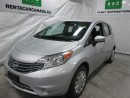 Used 2015 Nissan Versa Note 1.6 SV for sale in North Bay, ON