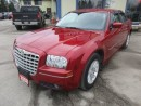 Used 2008 Chrysler 300 'GREAT KM'S' POWER EQUIPPED TOURING EDITION 5 PASSENGER 3.5L - V6.. CD/AUX INPUT.. U-CONNECT SYSTEM.. KEYLESS ENTRY.. for sale in Bradford, ON