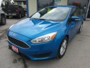 Used 2015 Ford Focus FUEL EFFICIENT SE - HATCH EDITION 5 PASSENGER 2.0L - DOHC ENGINE.. SYNC TECHNOLOGY.. BLUETOOTH.. HEATED FRONT SEATS.. for sale in Bradford, ON