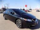 Used 2013 Honda Civic Touring..NAVIGATION..LEATHER..SUNROOF for sale in Milton, ON