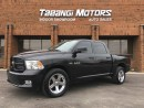 Used 2010 Dodge Ram 1500 SPORT CREW CAB NAVIGATION LEATHER! for sale in Mississauga, ON