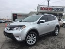 Used 2013 Toyota RAV4 LTD AWD - NAVI - LEATHER for sale in Oakville, ON