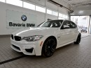 New 2017 BMW M3 Sedan for sale in Edmonton, AB