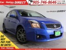 Used 2012 Nissan Sentra SE-R| ONLY 18,256 KM'S| NAVI| SUNROOF| for sale in Burlington, ON
