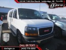Used 2015 GMC Savana Cargo Van 2 person Seating, 4.8L for sale in Lethbridge, AB