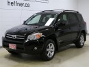 Used 2007 Toyota RAV4 Limited with Power Sun Roof for sale in Kitchener, ON