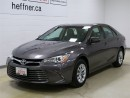 Used 2015 Toyota Camry LE with back up camera for sale in Kitchener, ON