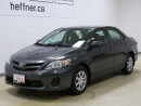 Used 2013 Toyota Corolla CE with Cruise control for sale in Kitchener, ON