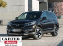 Used 2016 Honda CR-V Touring + NAVI + AWD + POWER TAILGATE + HS! for sale in Vancouver, BC