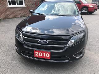 Used 2010 Ford Fusion SEL AWD V6 LOW KM'S !!! for sale in Kingston, ON