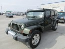 Used 2008 Jeep WRANGLERUNLIMITED for sale in Innisfil, ON