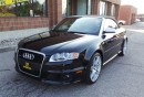 Used 2008 Audi RS4 Quattro Convertible with Navi for sale in Woodbridge, ON