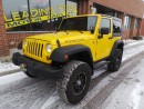 Used 2008 Jeep Wrangler RUBICON for sale in Woodbridge, ON