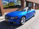Used 2011 Audi S5 3.0 (S tronic) Cabriolet for sale in Woodbridge, ON
