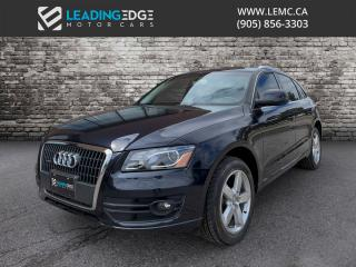 Used 2012 Audi Q5 2.0T Premium Plus Navigation, Panoramic sunroof for sale in Woodbridge, ON