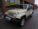 Used 2011 Jeep Wrangler Unlimited Sahara for sale in Woodbridge, ON