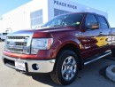 Used 2014 Ford F-150 XLT 4x4 SuperCrew Cab 6.5 ft. box 157 in. WB for sale in Peace River, AB