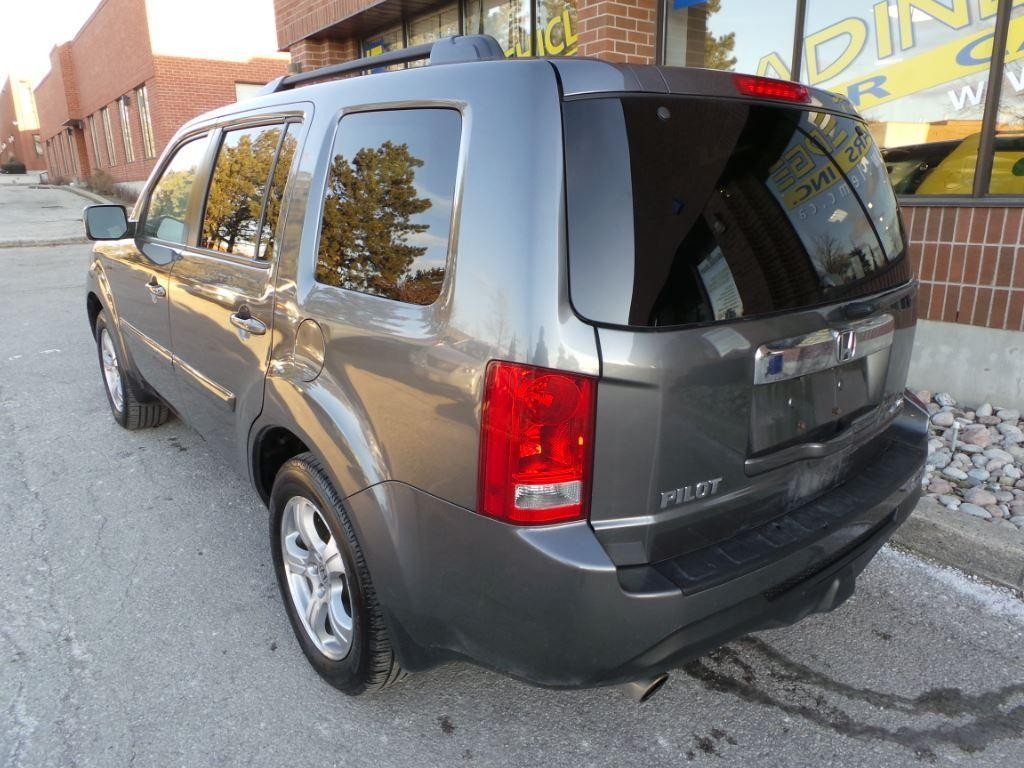 used 2013 honda pilot ex l 7 seater with leather for sale in woodbridge ontario. Black Bedroom Furniture Sets. Home Design Ideas