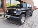 Used 2008 Jeep Wrangler Unlimited Sahara for sale in Woodbridge, ON