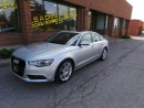 Used 2013 Audi A6 3.0T Premium 3.0T SUPERCHARGED,  NAV, PUSH BUTTON for sale in Woodbridge, ON
