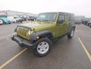 Used 2007 Jeep Wrangler SAFETY & E-TESTED - WARRANTY INCLUDED for sale in Cambridge, ON