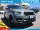 Used 2014 Land Rover Range Rover Sport Supercharged| V8| 510 HP| TERRAIN RESPONSE| PANO| for sale in Burlington, ON