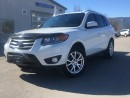 Used 2012 Hyundai Santa Fe LIMITED for sale in Selkirk, MB