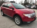 Used 2010 Ford Edge Limited - NO ACCIDENT - SAFETY & E-TESTED for sale in Cambridge, ON