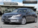 Used 2012 Honda Accord EX-L - LEATHER ALLOYS ROOF 1 OWNER WARRANTY for sale in Scarborough, ON