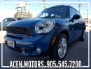 Used 2012 MINI Cooper Countryman S for sale in Hamilton, ON