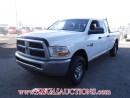 Used 2011 Dodge RAM 2500 SLT CREW CAB 4WD for sale in Calgary, AB