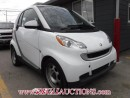 Used 2012 Smart FORTWO  2D COUPE for sale in Calgary, AB