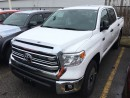 New 2017 Toyota Tundra SR5 Plus 5.7L V8 for sale in Pickering, ON
