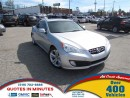 Used 2010 Hyundai Genesis Coupe 2.0T for sale in London, ON