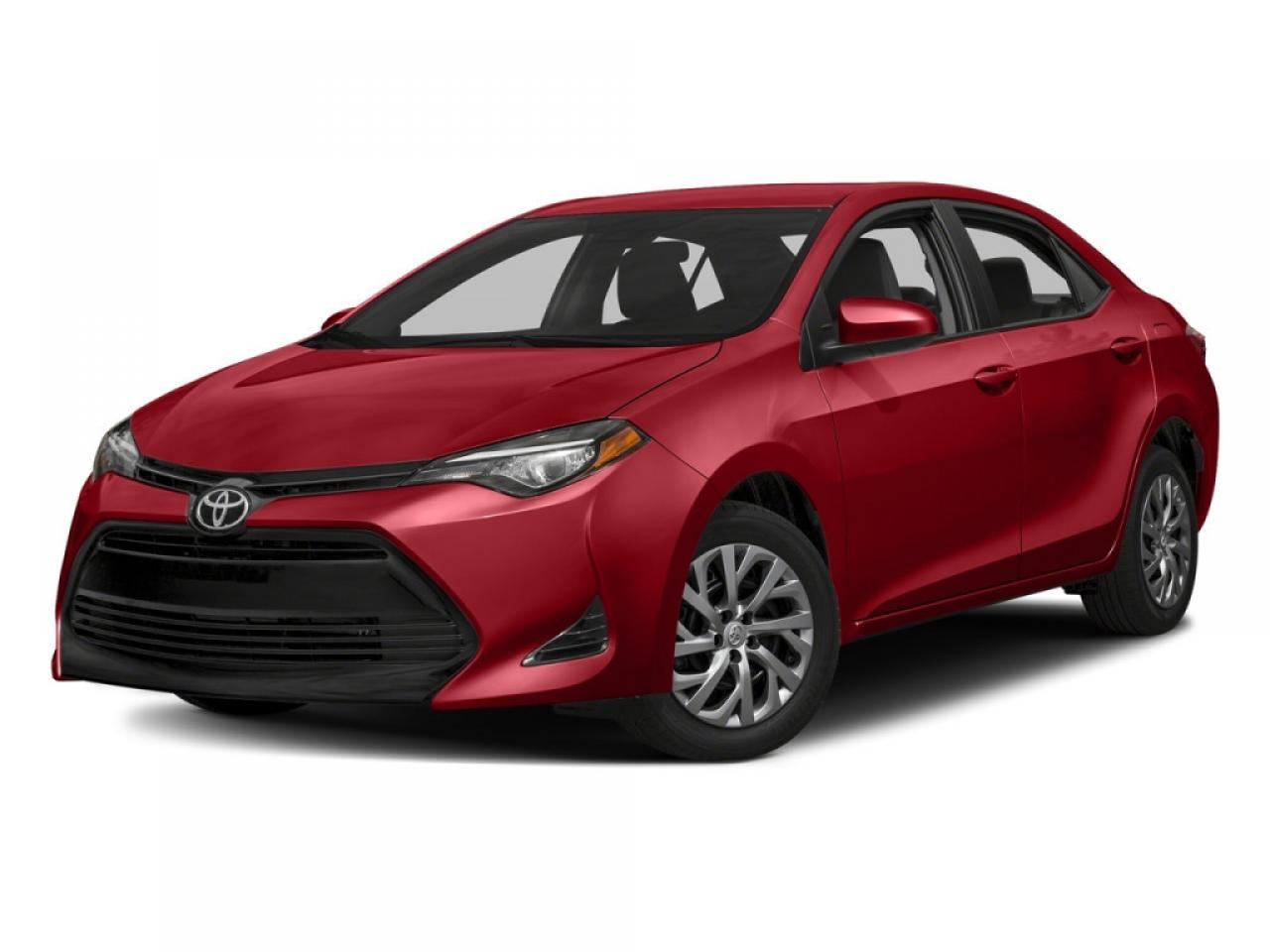 2017 Toyota Corolla S