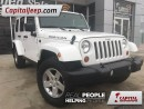 Used 2012 Jeep Wrangler Unlimited Rubicon|Nav|Heated Seats|Remote Start for sale in Edmonton, AB