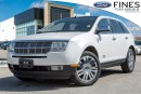Used 2009 Lincoln MKX LEATHER, ROOF, NAVI, THX - YOU CERTIFY & YOU SAVE! for sale in Bolton, ON