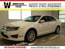 Used 2012 Ford Fusion SEL| LEATHER| HEATED SEATS| SUNROOF| 61,346KMS for sale in Cambridge, ON