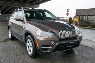 Used 2011 BMW X5 35D for sale in Langley, BC