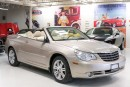 Used 2008 Chrysler Sebring Limited Hardtop, NAV, Leather for sale in Paris, ON
